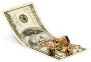 a venda de ouro