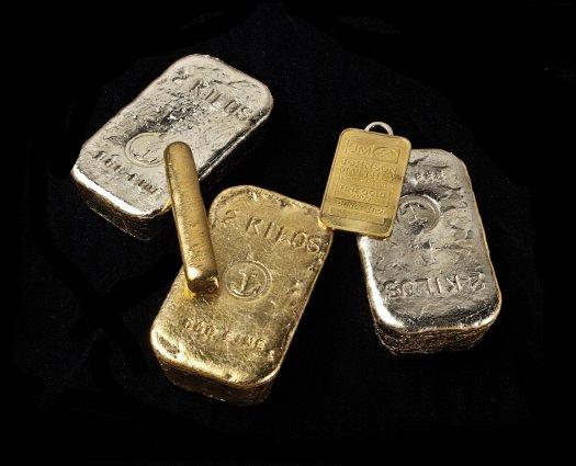 Ouro é verdadeiro e o seu Valor